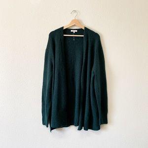 Madewell Merino Wool Open Cardigan